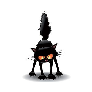 40104-Free-Vector-cat-scrathing-floor